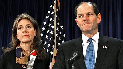 Eliot Spitzer, former governor of New York
